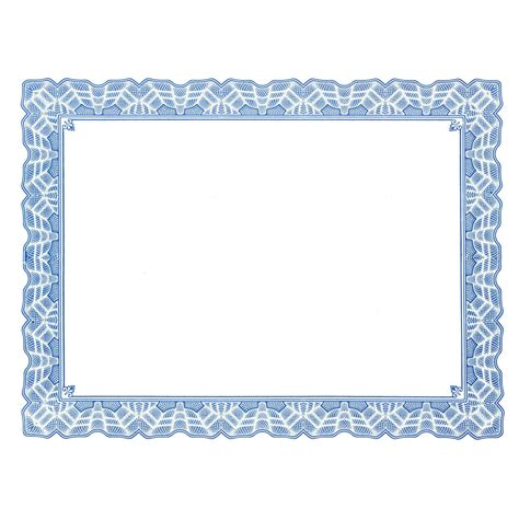 Borders For Certificates Templates by Free Certificate Border Templates For Word