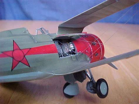 Classic Airframe's 1/48th I-153