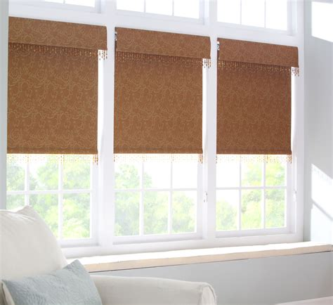 Decorative Window Shades by Soft Roller Shades With 6 Quot Classic Valances And Decorative