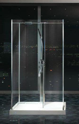 matki freestanding walk   sided shower enclosure