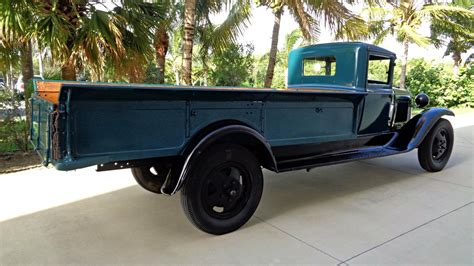 1931 Ford Model Aa Express