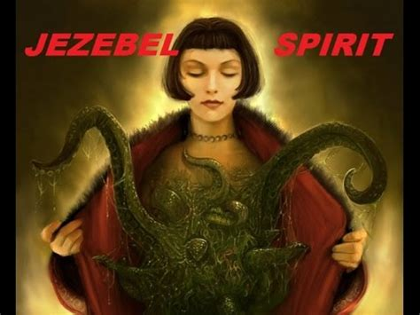 Image result for Jezebel spirit