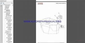 Dynapac Ca252 Workshop Manual Electric Circuit Diagram