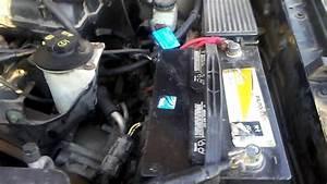 2002 Ford Explorer 4 0l Xls Crank No Start