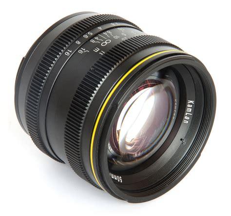 and lens reviews sainsonic kamlan 50mm f 1 1 lens review ephotozine