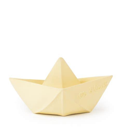 Origami Boat Oli Carol by Oli Carol Origami Boat Vanilla