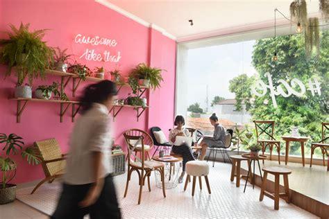 cottonink cafe spot ngopi   kemang