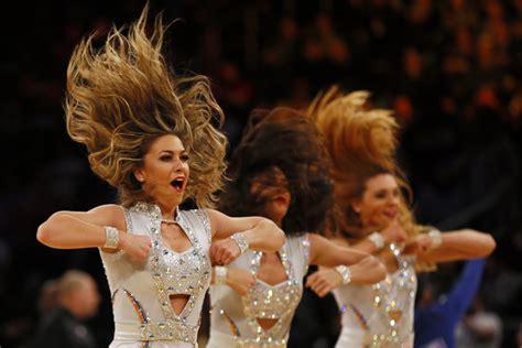 Knicks City Dancers Photos from New York Knicks vs Dallas ...