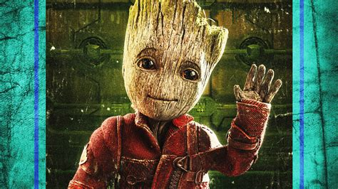 guardians   galaxy  baby groot hd wallpapers