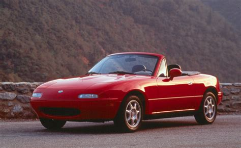 2016 Mazda Mx-5 Curb Weight In Perspective
