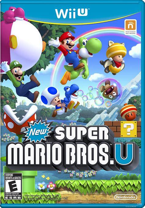 New Super Mario Bros U Game Nintendo World Report