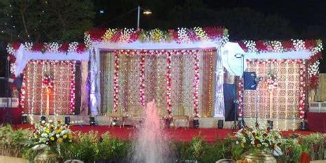 wedding planner indian wedding stage decorations