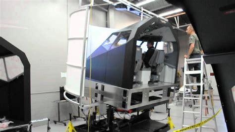 flightdeck solutions bng full motion flight simulator