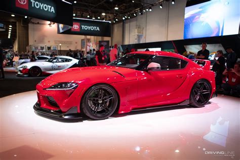 SEMA 2019 Reveals: Five Toyota Supras that Will Blow Your ...