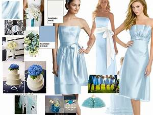 Ice Blue in a Winter Wonderland : PANTONE WEDDING ...