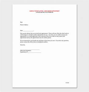 doctors appointment letter 13 sample letters formats With medical appointment reminder letter sample