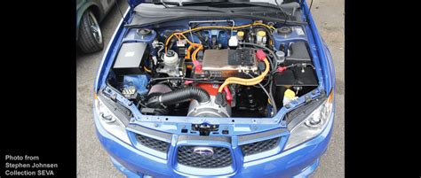 Electric Vehicle Conversion by Gas To Electric Car Conversions Seattle Electric Vehicle