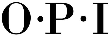OPI – Logos Download