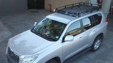 Toyota Roof Rack toyota prado 120 150 series roof racks
