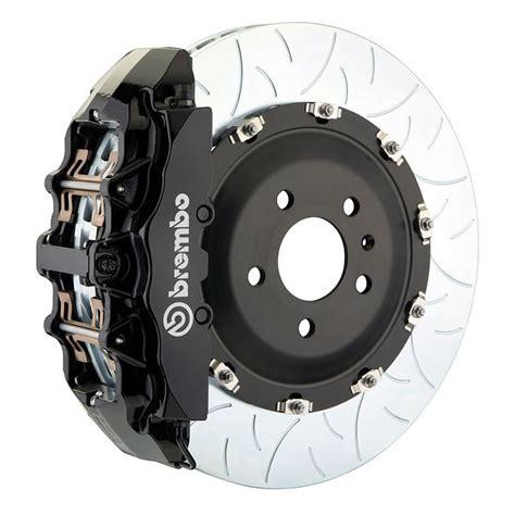 brembo front gt brake kit mm  piston monobloc
