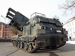 MLRS   The M270 Multiple Launch Rocket System (M270 MLRS ...