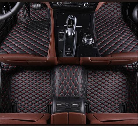3d Luxury Slush Floor Mats Foot Pad Mat For 13 17 Mazda
