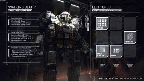 BattleTech - screenshots gallery - screenshot 10/11