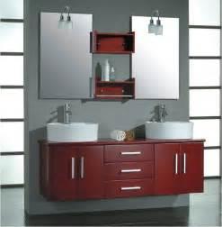 Bathroom Vanity and Mirror Idea