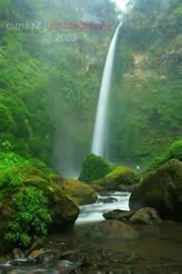 Coban Pelangi Waterfall