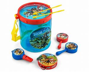 Paw Patrol Set : paw patrol drum music set 687554319187 ebay ~ Whattoseeinmadrid.com Haus und Dekorationen