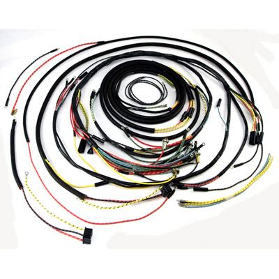 Wiring Harnes For Jeep Cj5 by Omix Ada 17201 09 Wiring Harness For Jeep Cj5 55 56