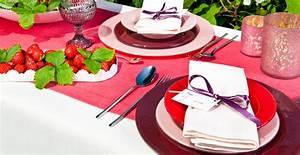 Tischdeko Hochzeit Rot : tischdeko hochzeit rosa f r femininen charme i westwing ~ Yasmunasinghe.com Haus und Dekorationen