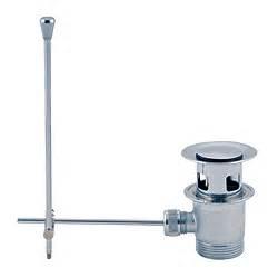 pop up kitchen sink waste basin pop up waste and rods 9208r 7526