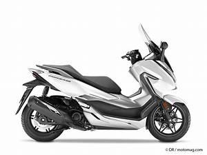 Honda Forza 125 2018 : honda forza 300 2018 attaque frontale moto magazine ~ Melissatoandfro.com Idées de Décoration