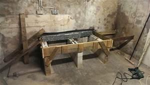 Waschmaschine Abdeckung Holz : podest f r waschmaschine und trockner teil 3 werklich ~ Lizthompson.info Haus und Dekorationen