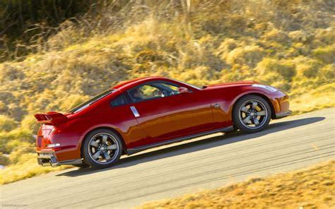 2008 Nissan 350z Nismo Widescreen Exotic Car Photo 05 Of