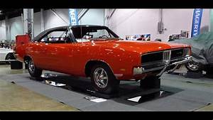 1969 Dodge Charger R  T 440 In Charger Red Paint  U0026 Engine
