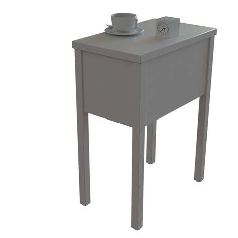 Ikea Nordli Nightstand by Ikea Nordli Bedside Table 3d Turbosquid 1296051