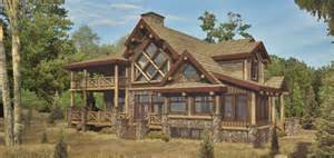 log home floor plans with garage and basement cottage