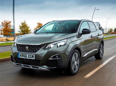 Peugeot 3008 Suvcrossover Road Test  Wheels Alive