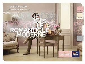 dulux valentine lance sa ligne de couleurs couture deco With couleur peinture mur exterieur 3 peinture dulux valentine brun cachemire couleur de l