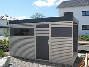 Modernes Gartenhaus Flachdach : news ~ Sanjose-hotels-ca.com Haus und Dekorationen