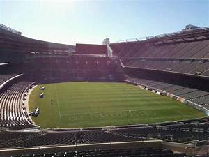 Soldier Field Section 354 Row 12 Seat 15 Shared By