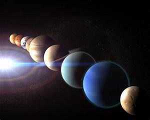 Alignement de planètes: il y en a un en ce moment visible ...
