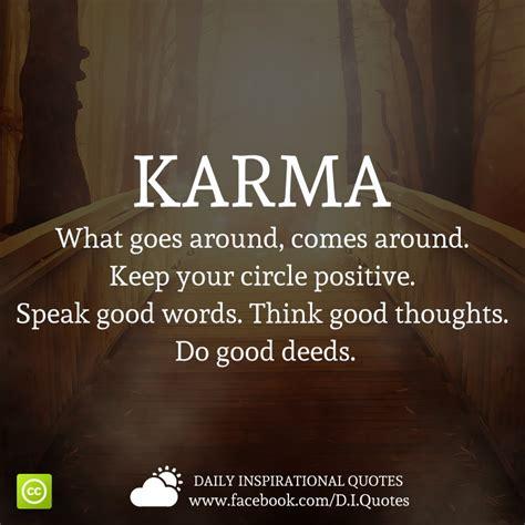 karma        circle