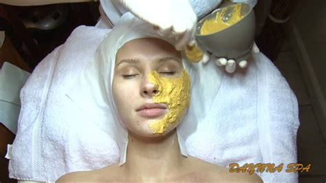 The 24KT Gold Mask Facial - Brazilian Waxing Center.Spa
