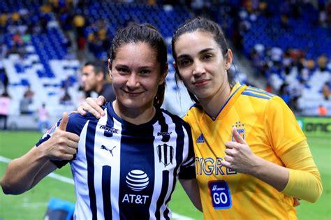 Rayadas del Monterrey vs Tigres Femenil: Final Regia Liga ...