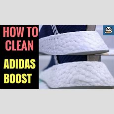 How To Clean And Whiten Adidas Boost  Cleaning Nmd