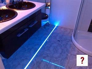 Led Beleuchtung Badezimmer : highlight led stylische badezimmer fu boden beleuchtung stylische badezimmer fu boden ~ Markanthonyermac.com Haus und Dekorationen