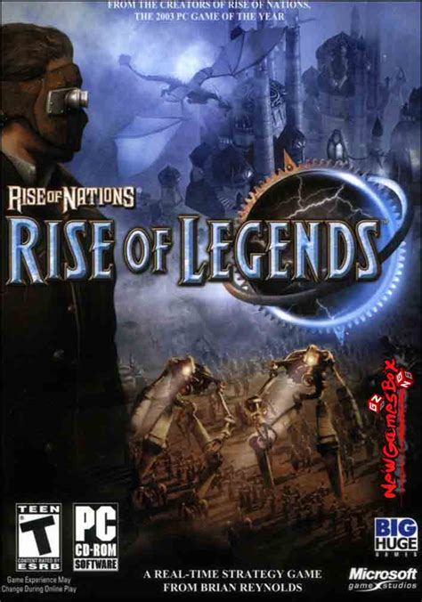 rise of nations rise of legends free pc setup